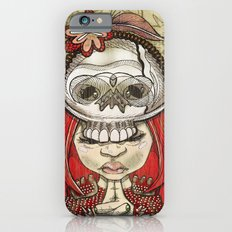 i wear my lucky skull  Slim Case iPhone 6s