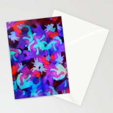 Experimental Abstraction: Part II Stationery Cards