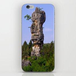 Shilin Stone Forest - Yunnan, China iPhone Skin