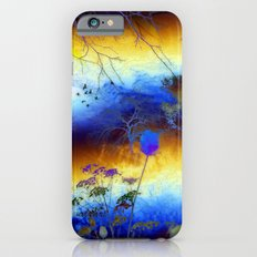 ABSTRACT - My blue heaven Slim Case iPhone 6s