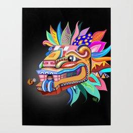 Quetzalcoatl, Creator Poster