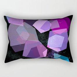 Midnight Gem Rectangular Pillow