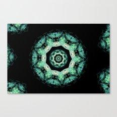 Kaleidoscope 'K2 SN' Canvas Print