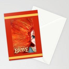 Brave: Merida Stationery Cards