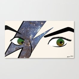 Bowieverse Canvas Print
