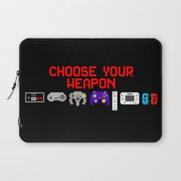 Don't Lose Control Laptop Sleeve