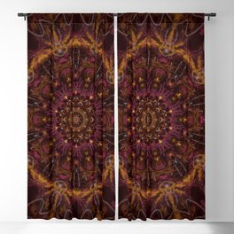 Mandala - Down The Hatch Blackout Curtain