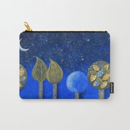 Night Grove Carry-All Pouch