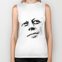 jfk Biker Tanks featuring JFK by Mullin