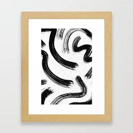 Pattern № 94 Framed Art Print