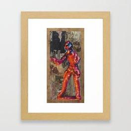 Tango Sierra Framed Art Print