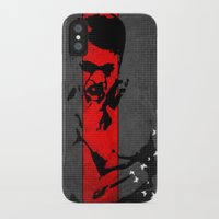 ali iPhone & iPod Cases featuring Ali by 6-4-3