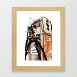 Ye Olde Pump Framed Art Print