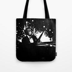 pianomonkey Tote Bag