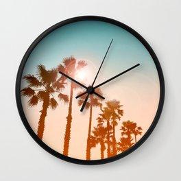 Sundowner Wall Clock