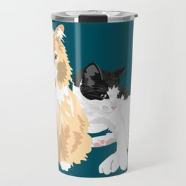 BJ and Tigger Travel Mug
