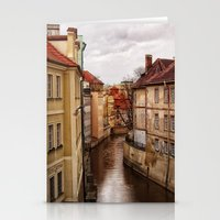 prague Stationery Cards featuring Prague by Renae