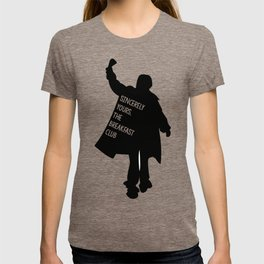 Sincerely Yours, The Breakfast Club T-shirt
