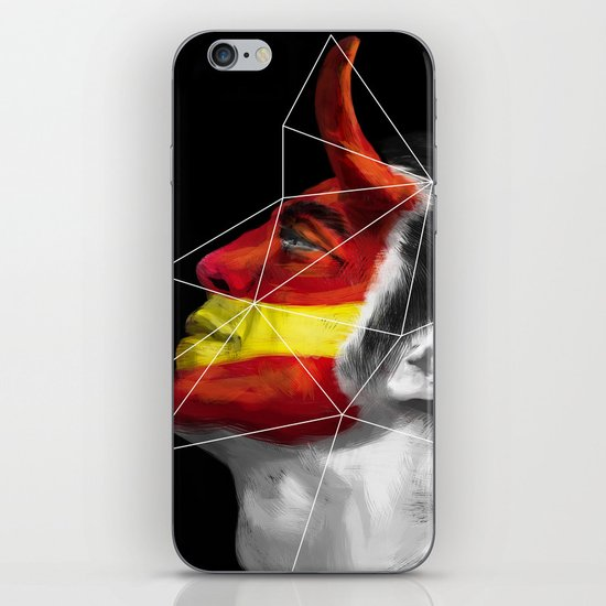 Javier Bardem iPhone & iPod Skin