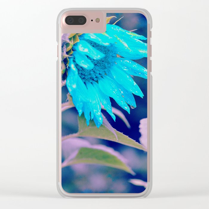 #120 Clear iPhone Case