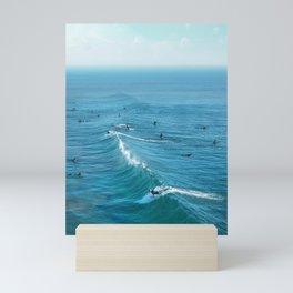 Huntington Beach Mini Art Print