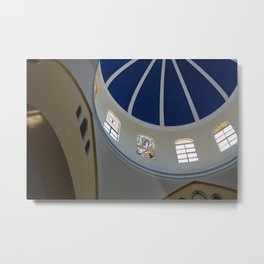 Cathedral's Dome Metal Print