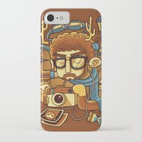 instagram iPhone & iPod Cases featuring Instagram by anggatantama