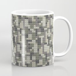 Legobricks camouflage Coffee Mug