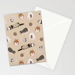 small pets Stationery Cards