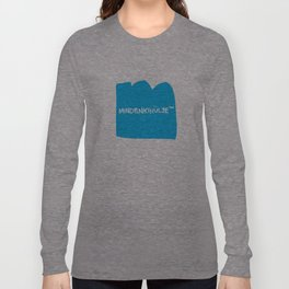 mindenkihülye™ blue Long Sleeve T-shirt
