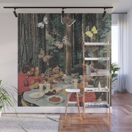 Eat Out Wall Mural