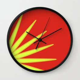 Sun Gaze Wall Clock