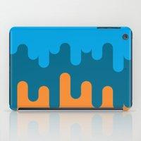 british iPad Cases featuring British Summer by John Tibbott