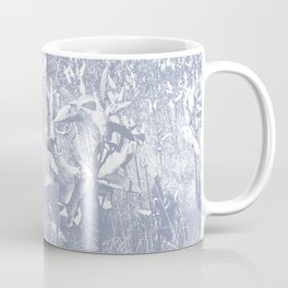 Milkweed Field_Slate Blue Coffee Mug