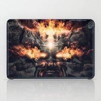 diablo iPad Cases featuring Diablo by dracorubio