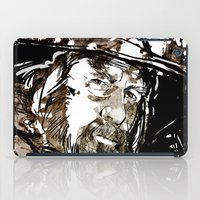 gandalf iPad Cases featuring Gandalf by Patrick Scullin