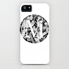 Woodsy M iPhone Case