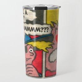 Bazooka Joke Travel Mug