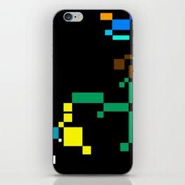 PixelLandScape iPhone Skin