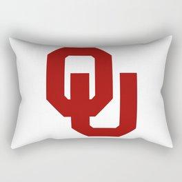 Sooners! Rectangular Pillow