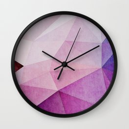 Visualisms Wall Clock