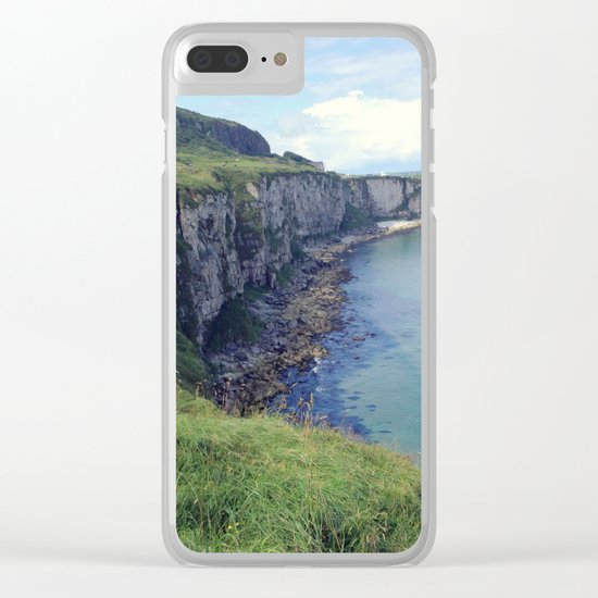 Landscape | Ireland | Irish Coast Clear iPhone Case