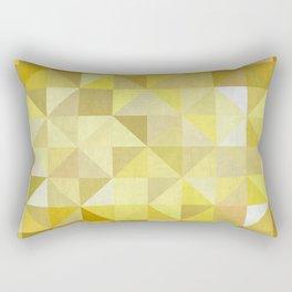Modern Pattern X Rectangular Pillow