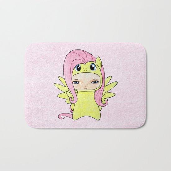 A Boy - Fluttershy Bath Mat