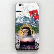 Broad Horizon iPhone & iPod Skin