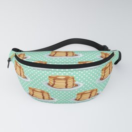 Pancakes & Dots Pattern Fanny Pack