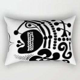 Tune Rectangular Pillow