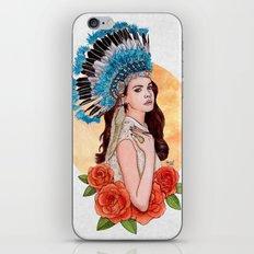 LDR X iPhone & iPod Skin