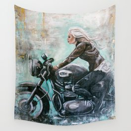 Freedom is a Full Tank Wall Tapestry