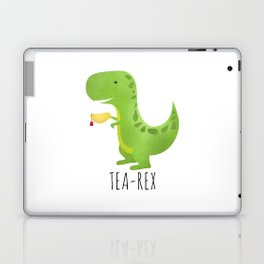 Tea-Rex Laptop & iPad Skin